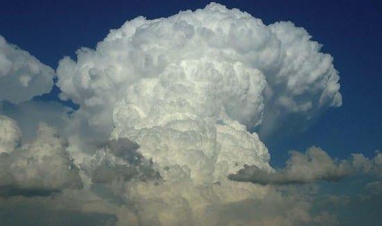 Cumulonimbus, nube de tormenta