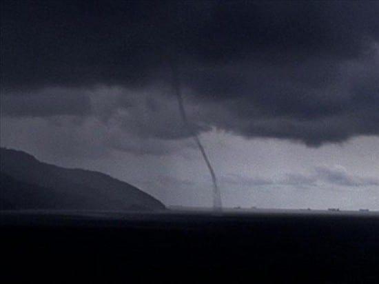 Ola de tornados en Estados Unidos