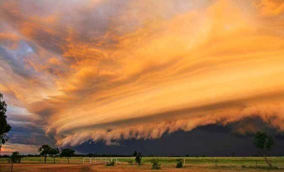 Tormenta en Queensland