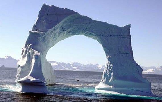 Iceberg arco