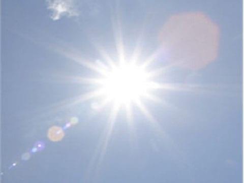Las temperaturas vuelven a subir esta semana