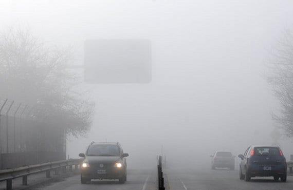 Niebla Buenos Aires