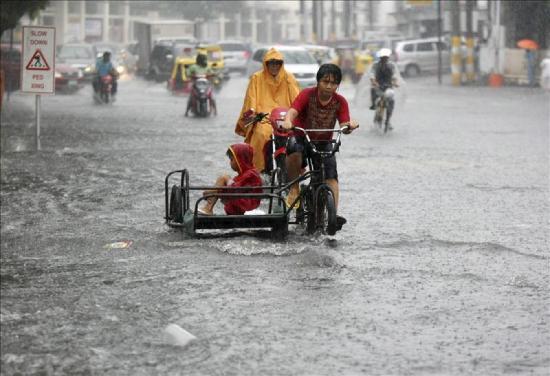 Temporal en filipinas
