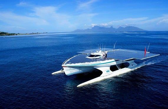 Barco PlanetSolar