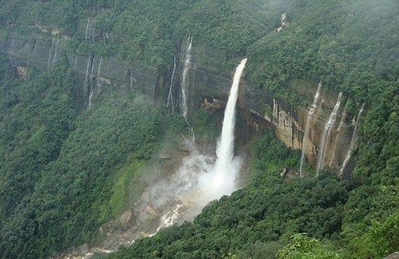 Cherrapunji, India