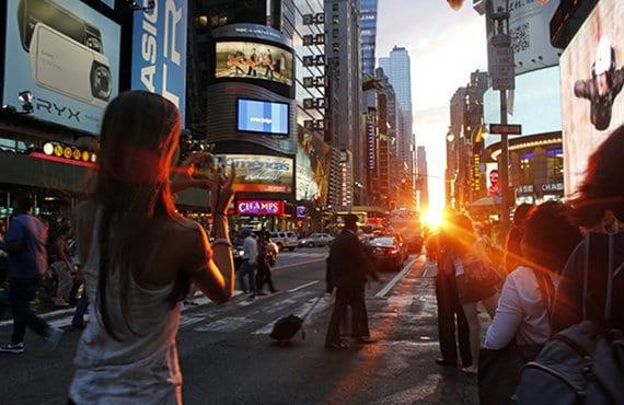 Manhattanhenge 2