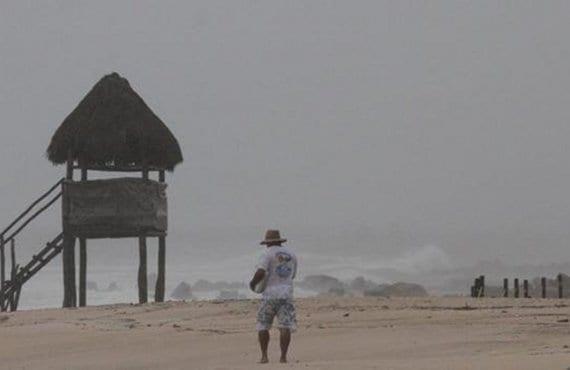 "Tormenta tropical ""Patty"", Bahamas"