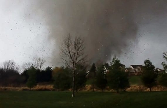 Tornado, Illinois