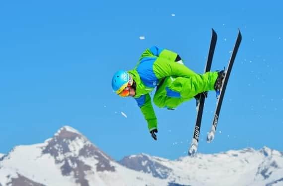 Saltos estilo libre en Juegos Olímpicos