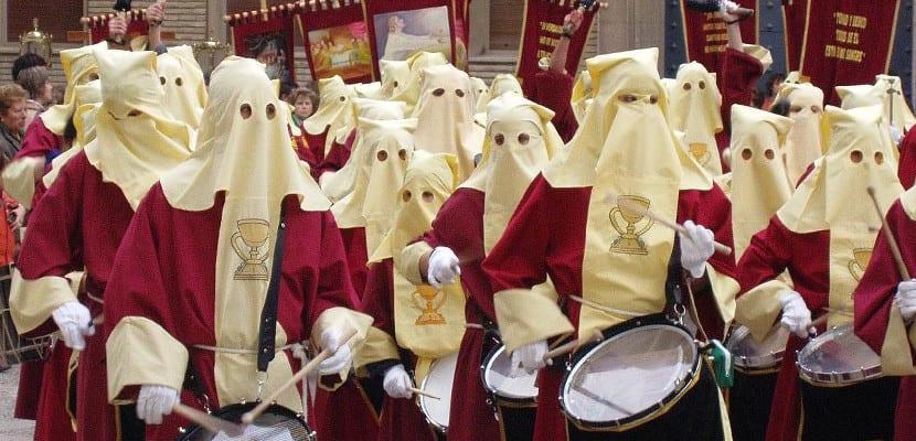 Semana Santa en Huesca