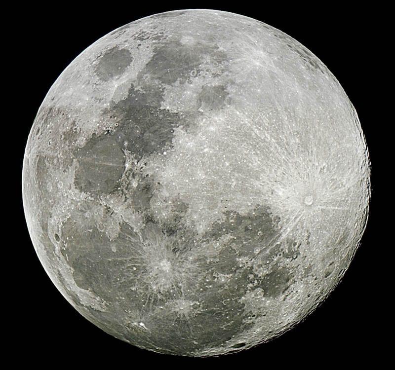 La Luna, nuestro satélite