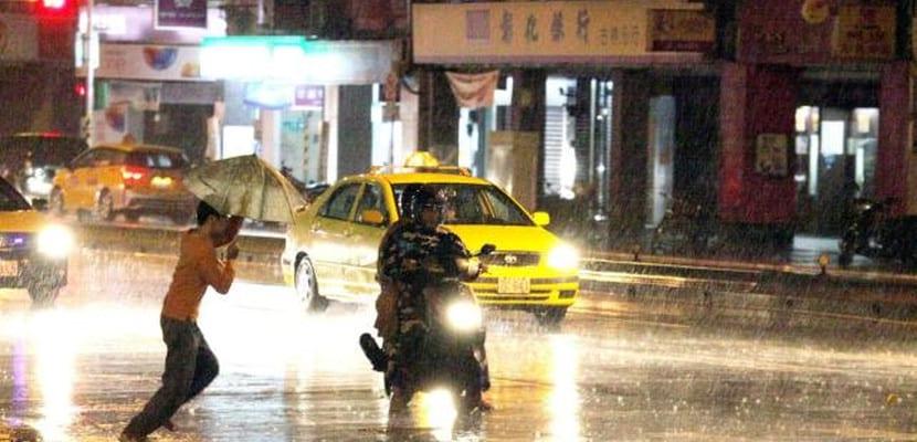 Tfión Matmo a su paso por Taiwán
