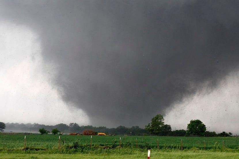 Cómo se forma un tornado