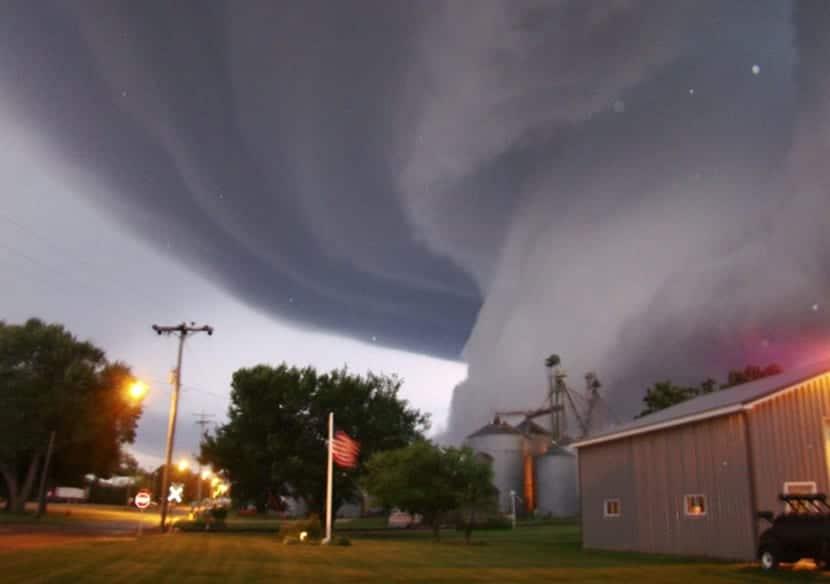 Consecuencias de un tornado