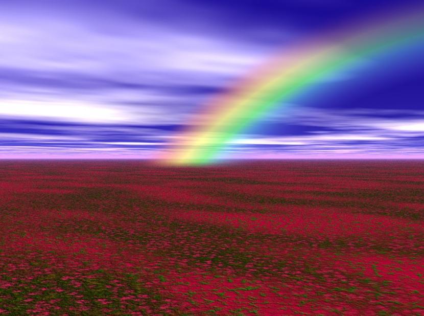 Colores del arcoiris en orden cu les son y c mo se forman for Cuales son los colores minimalistas