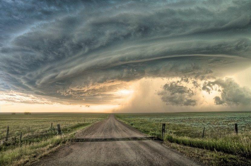 El sueño de cualquier Cazador de tormentas