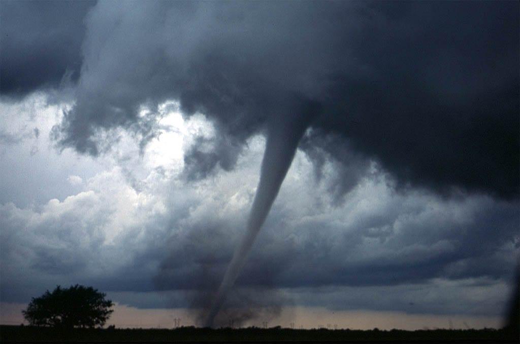 Tornado Oklahoma el 3 de mayo 1999