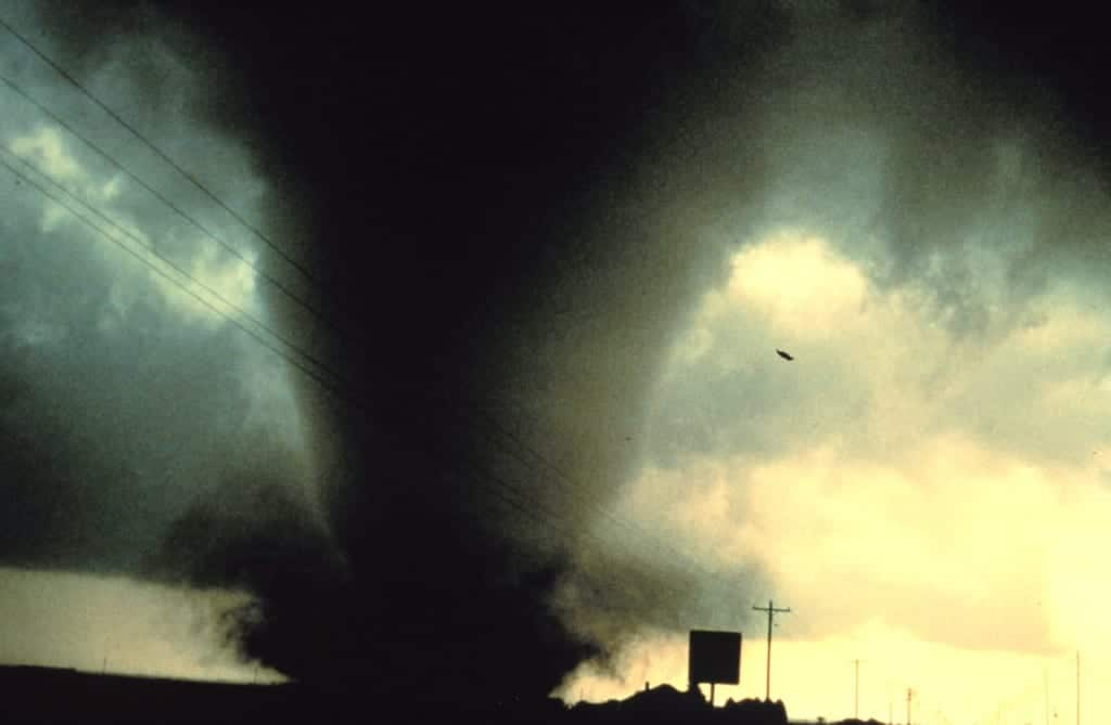 Tornado en Texas