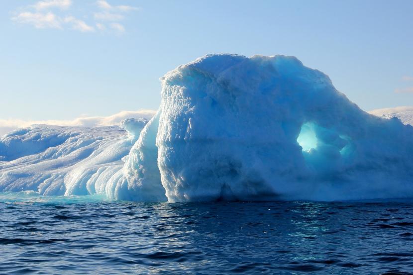 Hielo en Groenlandia