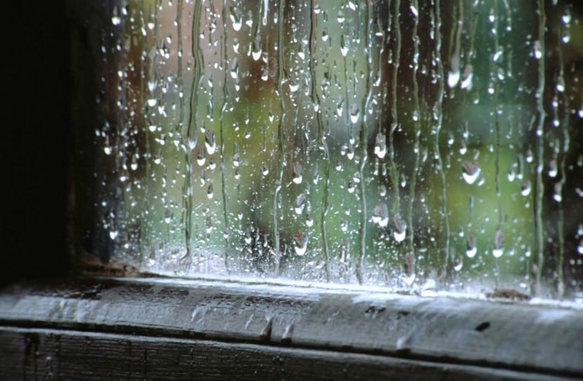 olor a lluvia