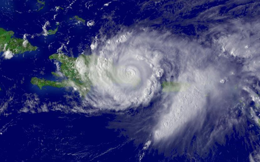 Jeanne en Hispaniola