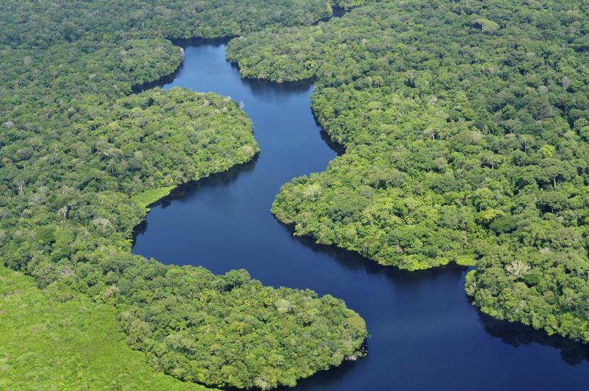 Amazonas río
