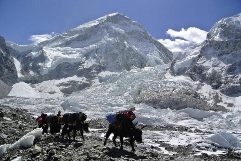 Avalancha Everest