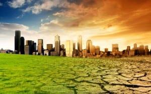Paisaje del cambio climático