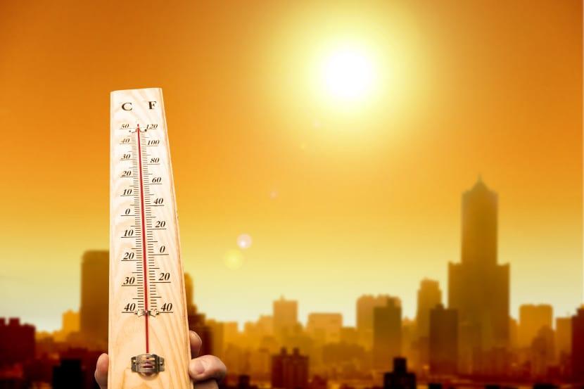causas calentamiento
