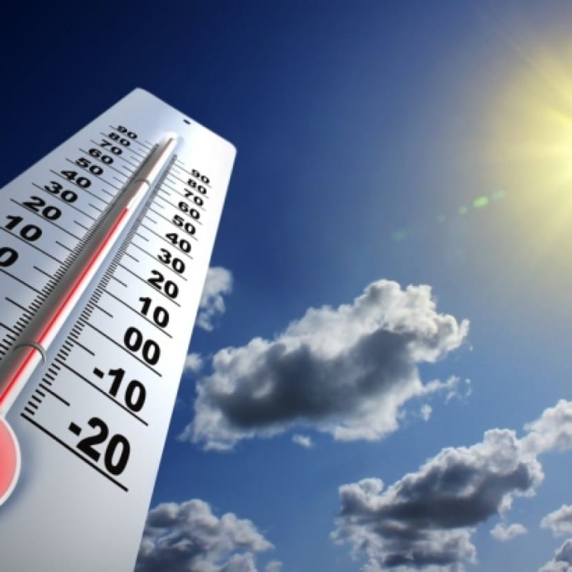 Calor del verano