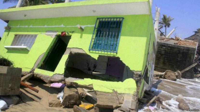 Casas en México