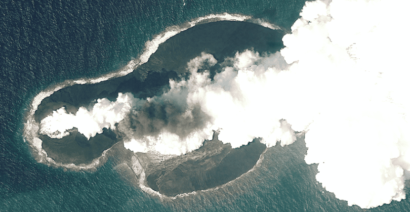 Islas volcánicas