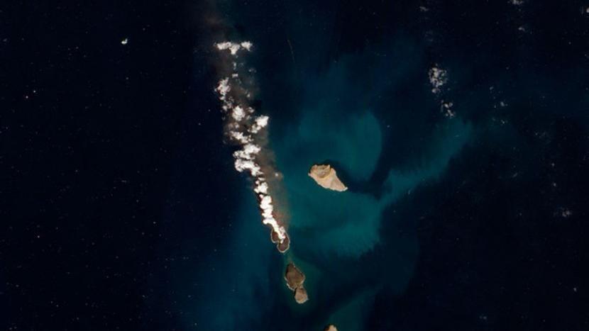 Islas en Mar rojo