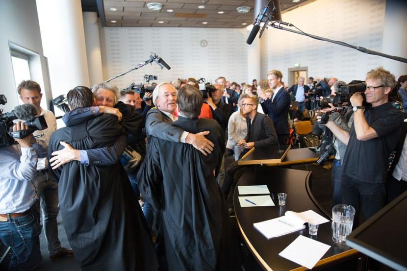 sentencia holandesa
