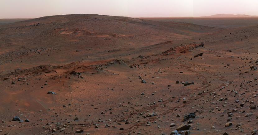 Superficie Marte