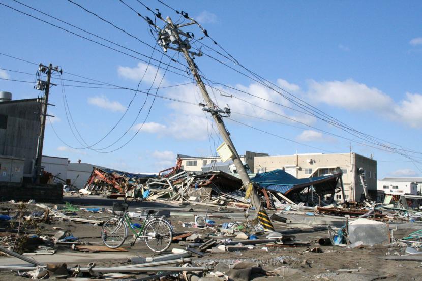 Terremoto y tsunami en Japón 2011