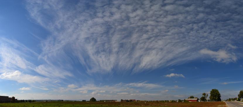Nubes de cirrus