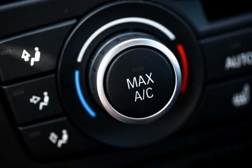 consejos para evitar el calor en el coche