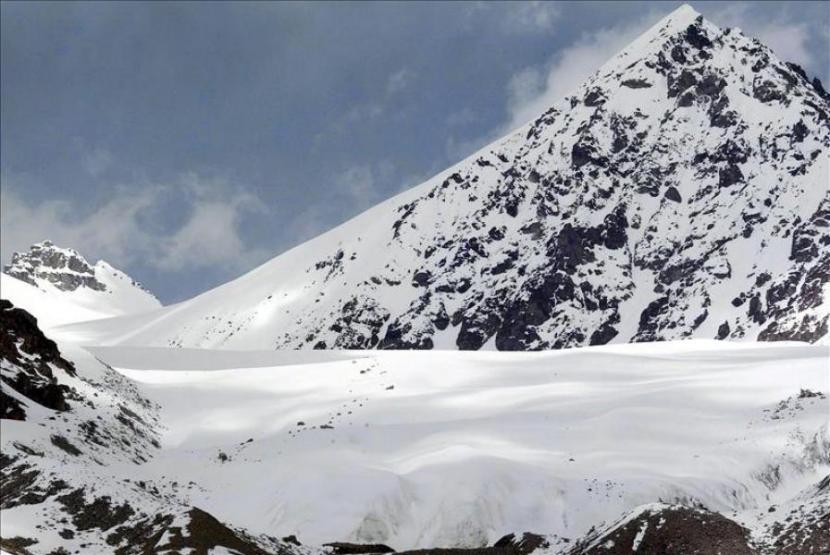 Glaciar de Colombia