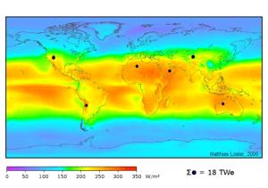 Radiación en la Tierra