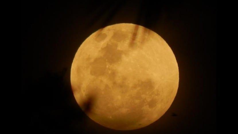 Superluna en Argentina