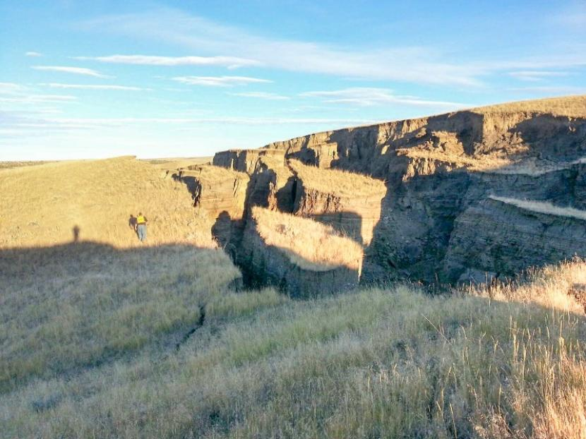 Grieta Wyoming