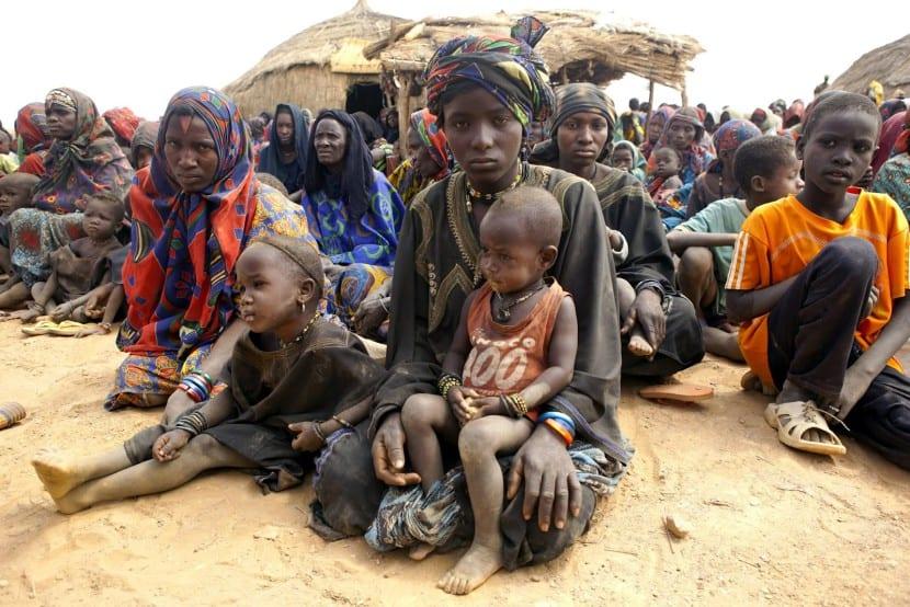 pobreza mundial