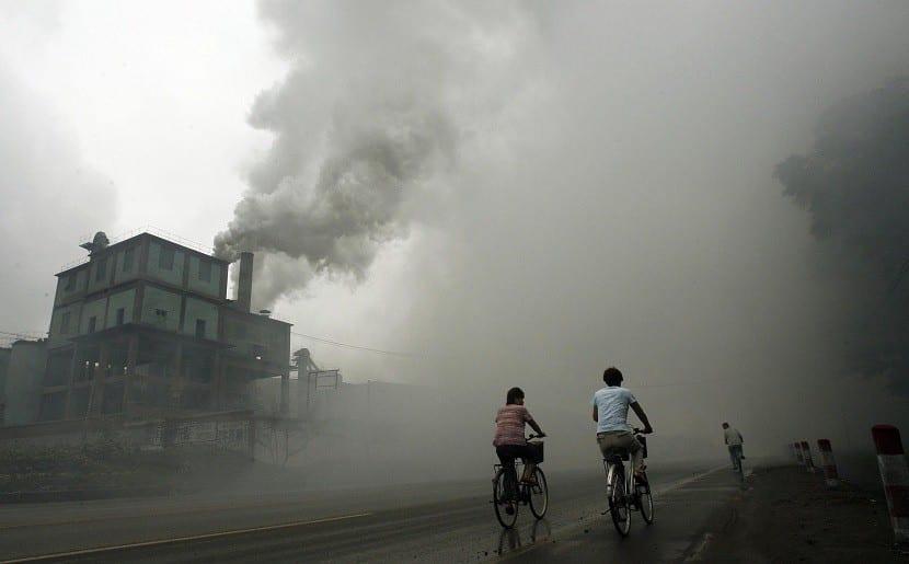 polución mundial