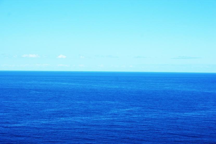Imagen del Océano Pacífico