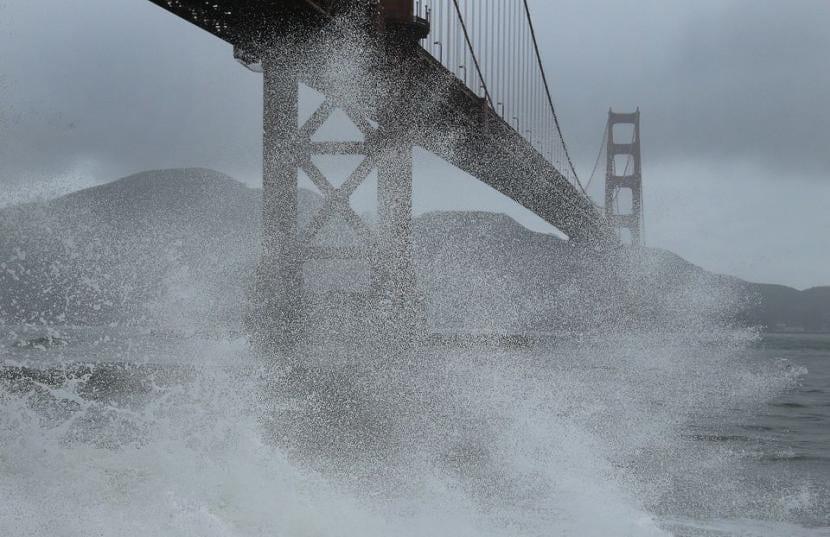 Tormenta El Niño en California