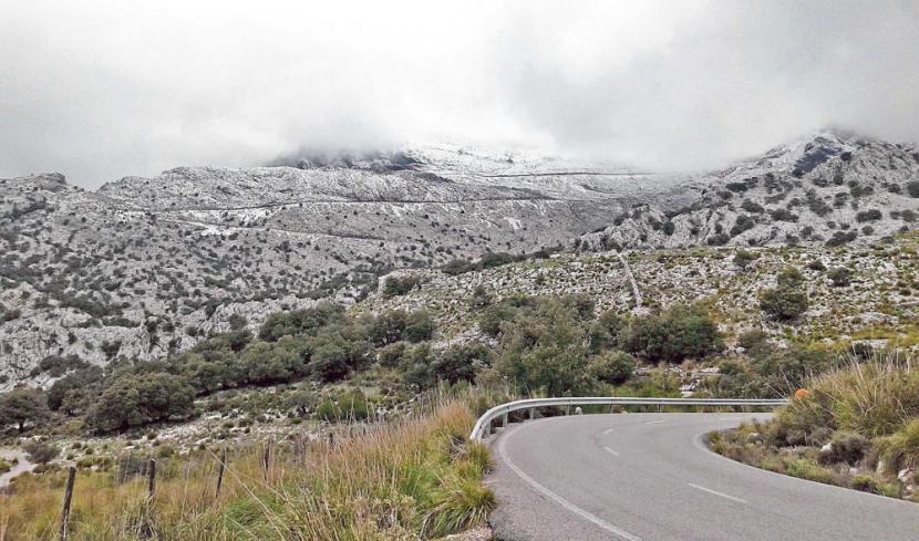 Lugar - Sierra de Tramontana (Mallorca) Imagen - EFE