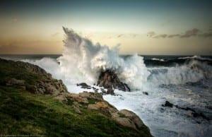 Fuerza de las mareas