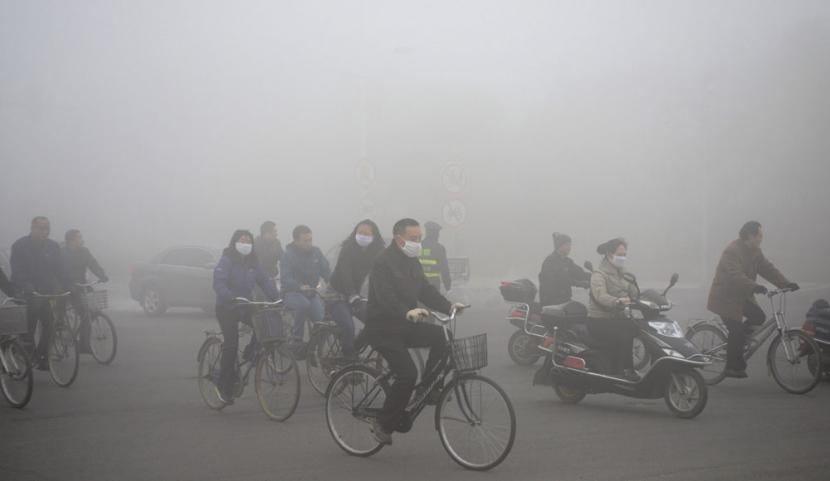 Smog en China