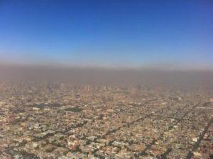 Contaminación de Barcelona